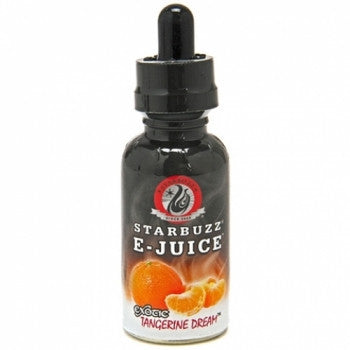 Starbuzz E-Juice - Tangerine Dream - shishagear london uk