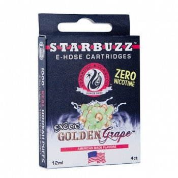 Starbuzz E-Hose Cartridge Golden Grape - shishagear london uk