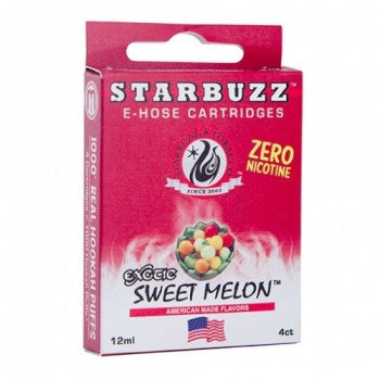 Starbuzz E-Hose Cartridge Sweet Melon - shishagear london uk
