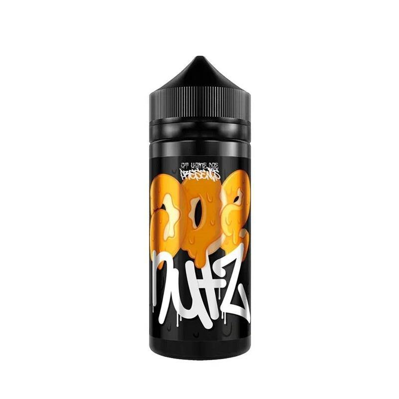 Butterscotch Doughnut By Doe Nutz 100ml Shortfill - shishagear - UK