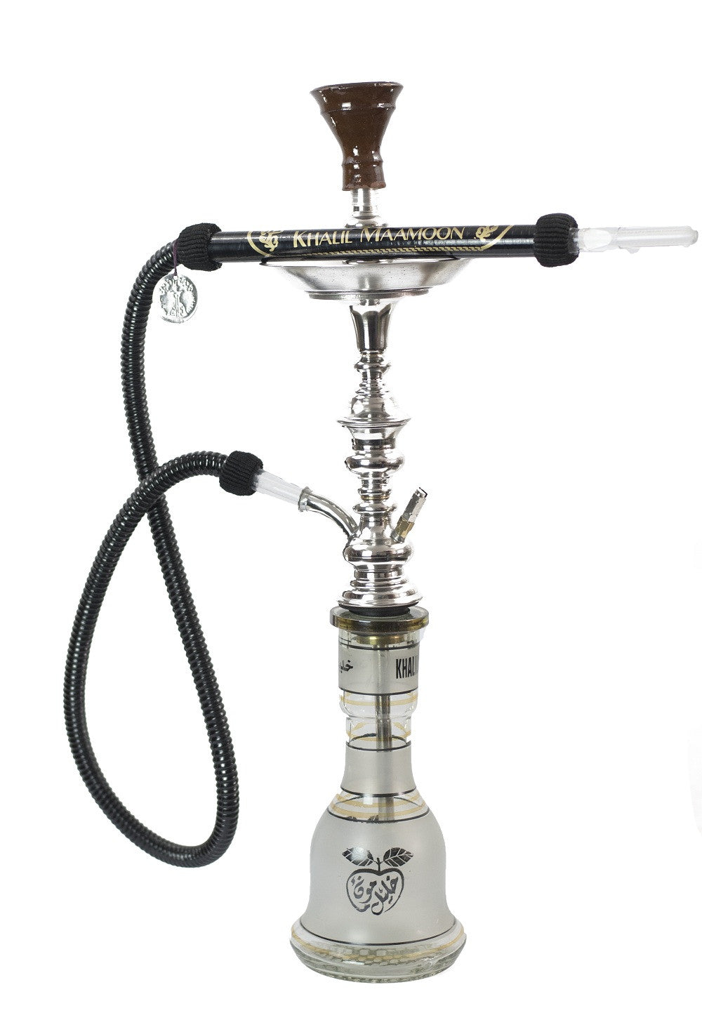 Khalil Mamoon Cafe Style Hookah - shishagear london uk