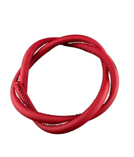Dschinni Leather Hose Light Red