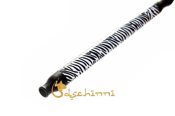 Dschinni Aluminium Mouthpiece Ergo Black and White