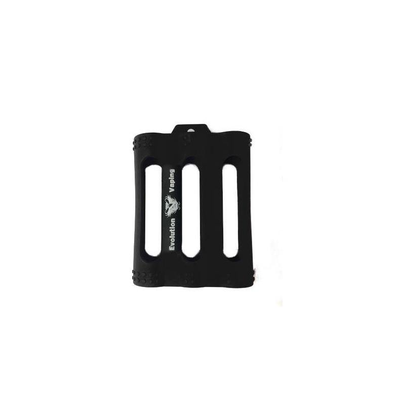 Evo 3 Slot Silicon Battery Cover - shishagear - UK