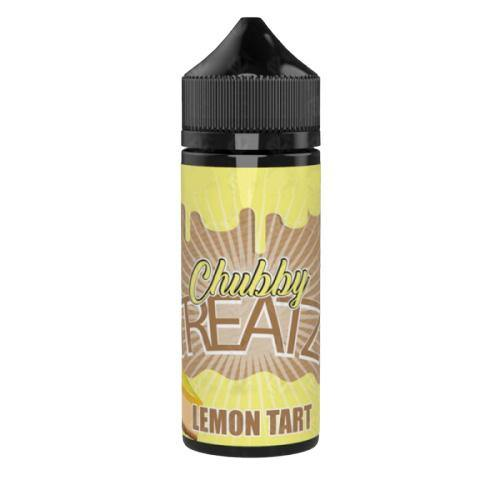 Lemon Tart By Chubby Treatz 100ml Shortfill - shishagear - UK