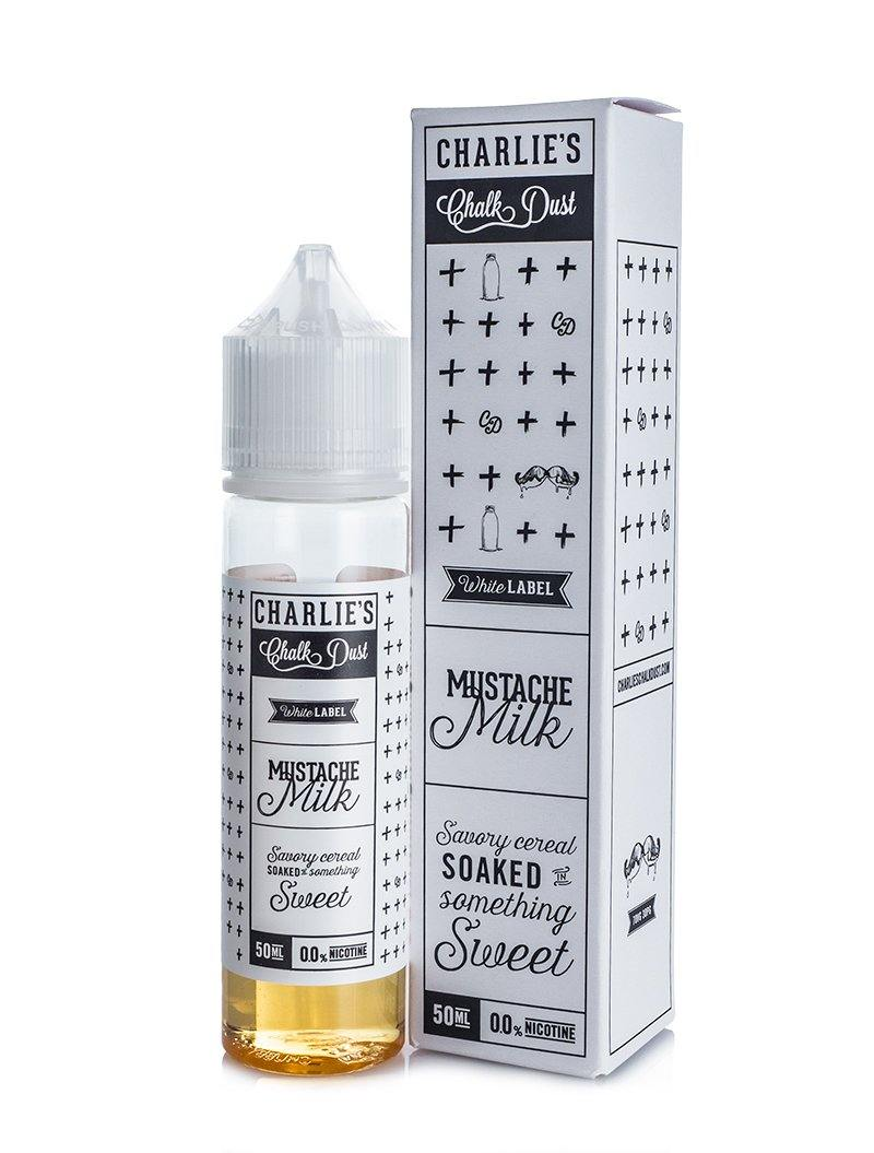 Mustache Milk By Charlies Chalkdust 50ml