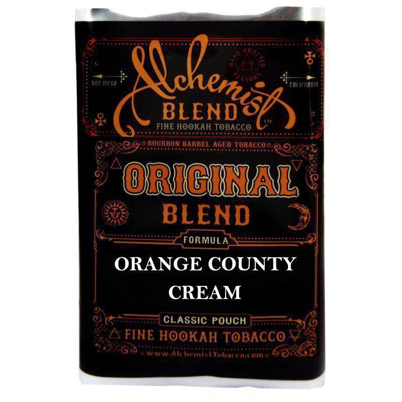 Alchemist Orange County Cream Shisha Flavour 100g - shishagear - UK