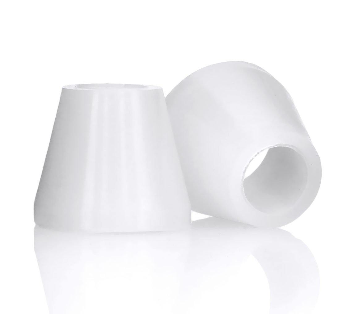 Premium Rubber Bowl Grommet White - shishagear - UK