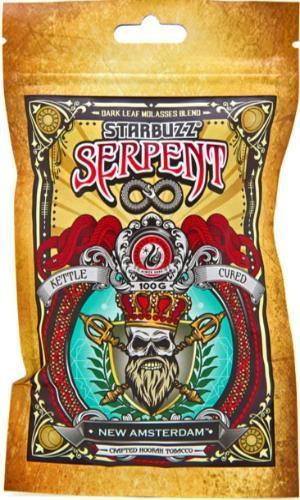 Starbuzz Serpent New Amsterdam 80g (Red Twizzlers)