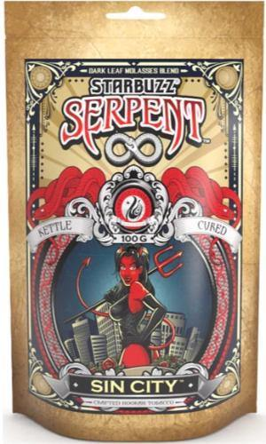 Starbuzz Serpent Sin City 80g (Banana)