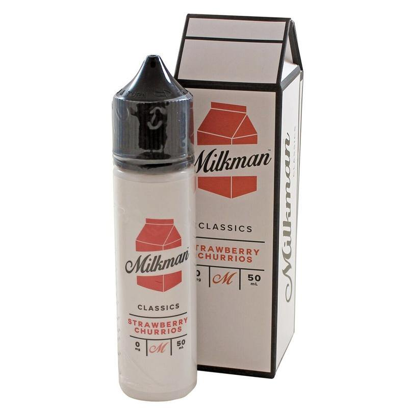 Strawberry Churrios By Milkman 50ml