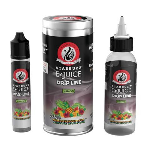 Starbuzz E-Juice Drip Line 120ml (Export Only) - shishagear london uk