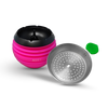 Apple on Top Hookah Bowl Pink