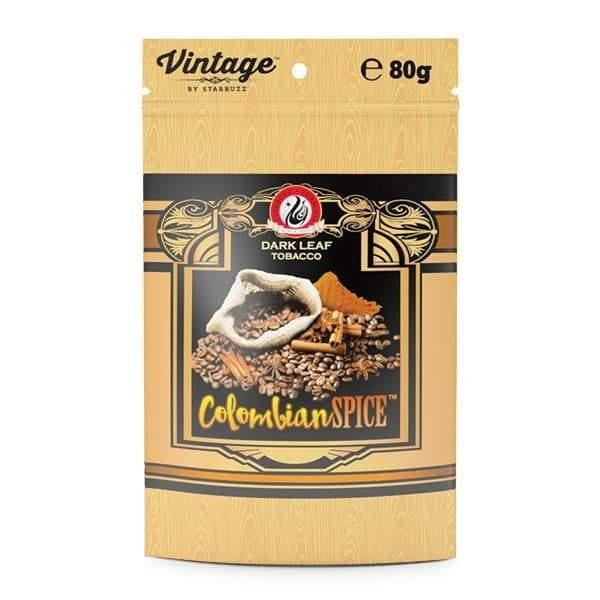 Starbuzz Vintage 80g Flavour - Colombian Spice