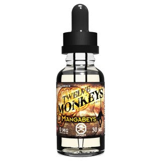 Twelve Monkeys - Mangabeys E-Liquid
