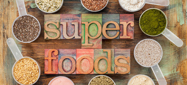 5 Organic Superfoods you need in your life