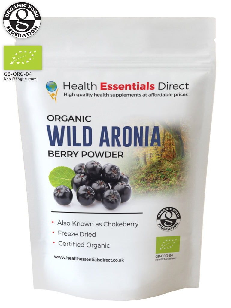 aronia berry powder