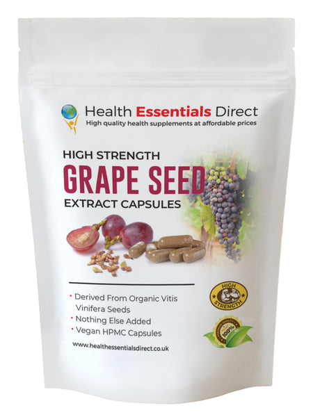 grape seed extract capsules