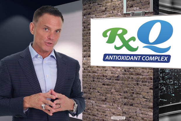 RxQ Antioxidant Complex to be Featured in AsSeenOnTV.pro with Kevin Harrington