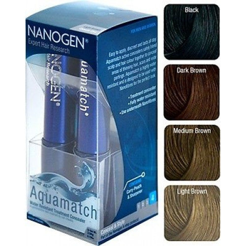 Nanogen Aquamatch Waterproof Concealer (2 Months Supply)