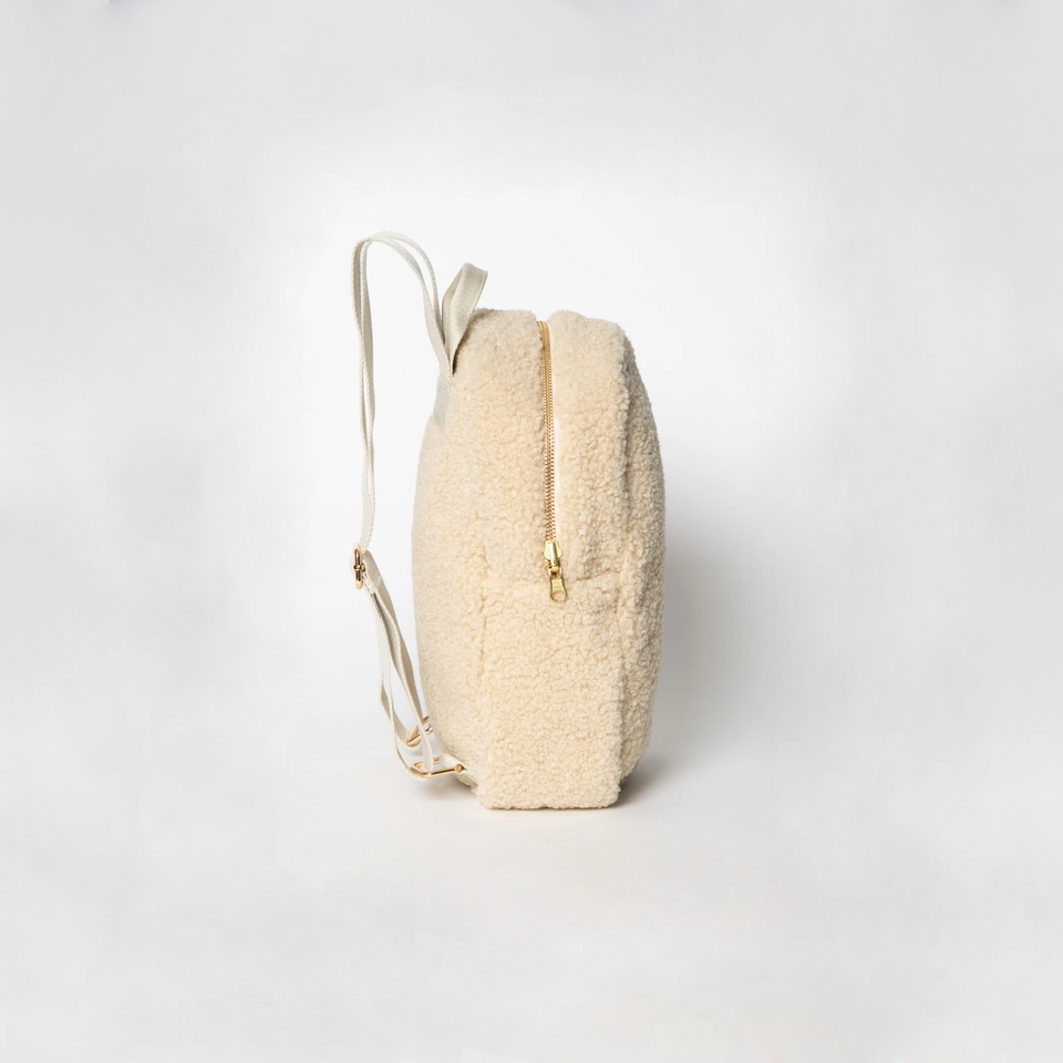 "Studio Noos - chunky backpack ""Ecru"""