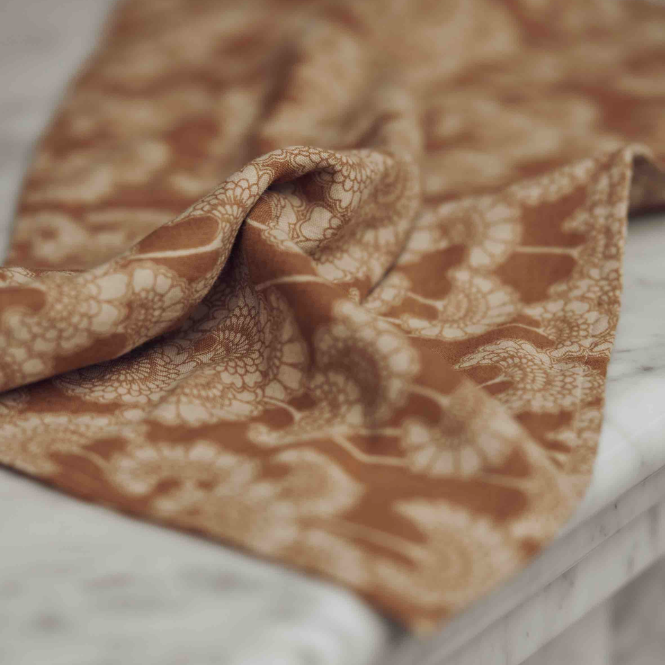 "Lemej - swaddle set ""Sugar almond"""