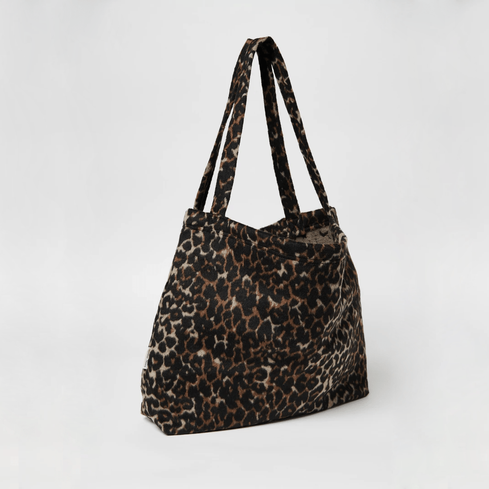 "Studio Noos - Mom bag ""Brown jaguar"""