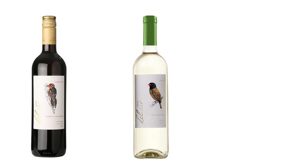 Chilean Duo Aves Cabernet and Sauvignon