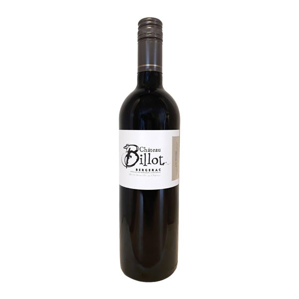 Chateau Billot Merlot/Cabernet Franc, Bergerac, Case of 6 bottles