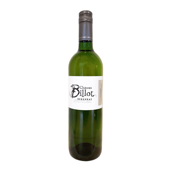 Chateau Billot Sauvignon/Semillon, Bergerac, Case of 6 bottles