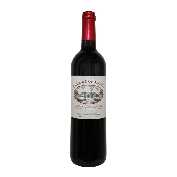 Chateau Grand Peyrou, Grand Cru Saint Emilion, Case of 6 bottles