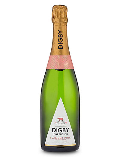 Digby Fine English Leander Pink NV Brut 75cl