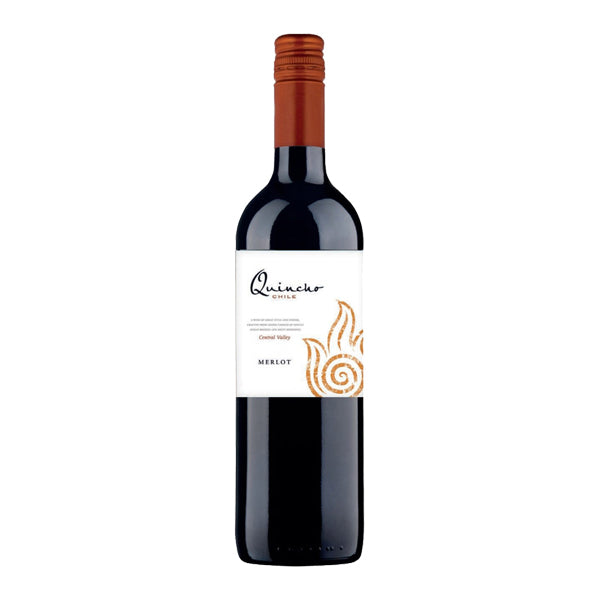 Quincho Merlot, Central Valley, Case of 6 bottles