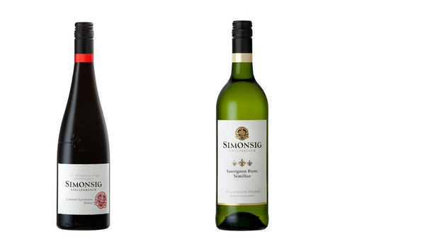 Simonsig Duo Cabernet/ Shiraz and Sem Sauv