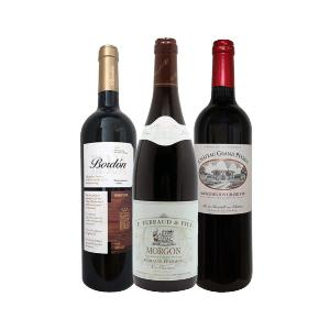 Three Classic Reds – £49.99 (free delivery)