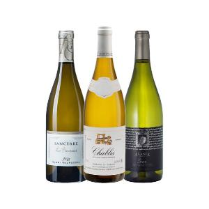 Three Classic Whites – £49.95 (free delivery)