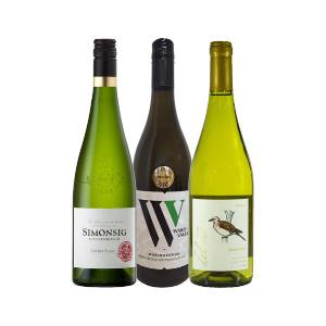 Three Juicy New World Whites – £28.95