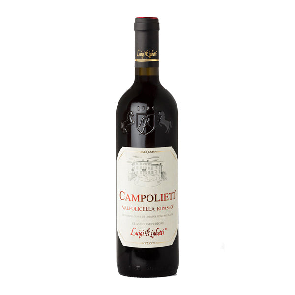 Valpolicella Classico Superiore 'Campolieti', Luigi Righetti, Case of 6 bottles
