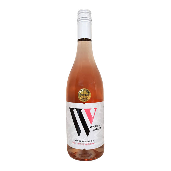 'Olivia' Pinot Noir Rose, Ward Valley, Marlborough Case of 6 bottles