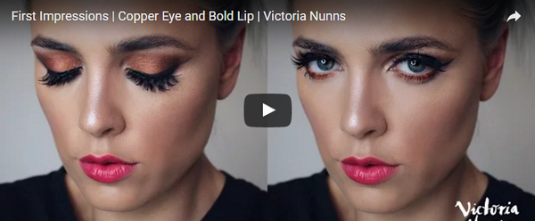 @victorianunnsbeauty Watch First Impression Video of LORAC Porefection Foundation