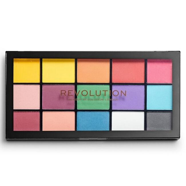 MAKEUP REVOLUTION Reloaded Palette - Marvellous Mattes