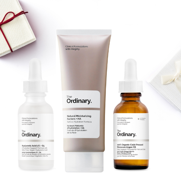 THE ORDINARY Thirsty Skin Subscription Set (RRP $46.20)
