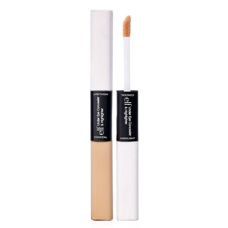 ELF Under Eye Concealer & Highlighter - Light / Glow