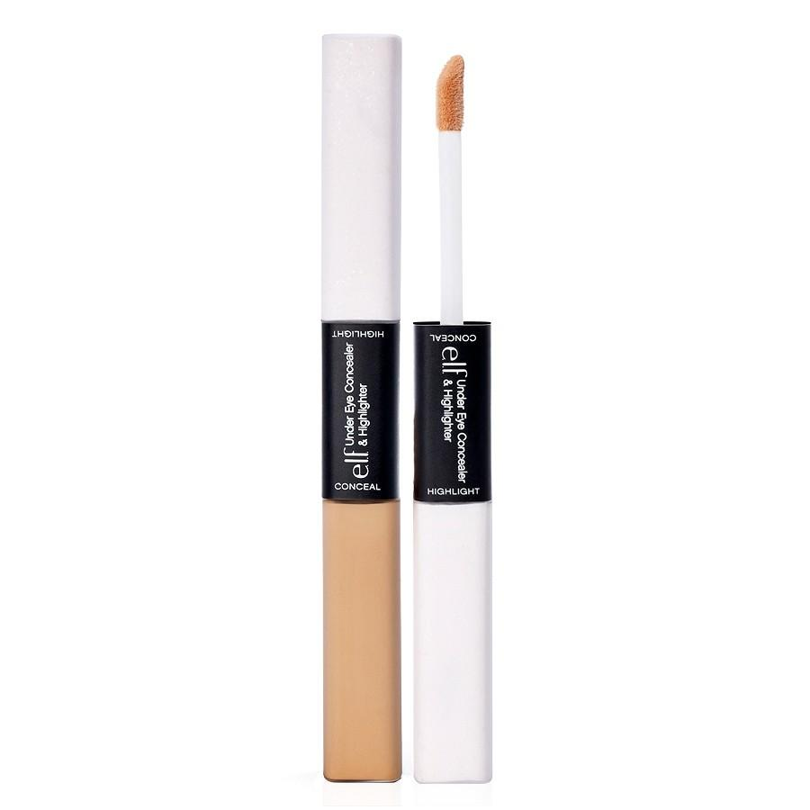 ELF Under Eye Concealer & Highlighter - Medium / Glow
