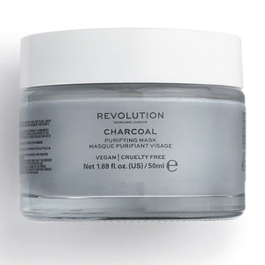 REVOLUTION SKINCARE Charcoal Purifying Face Mask
