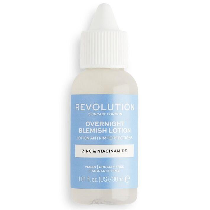 REVOLUTION SKINCARE Overnight Blemish Lotion