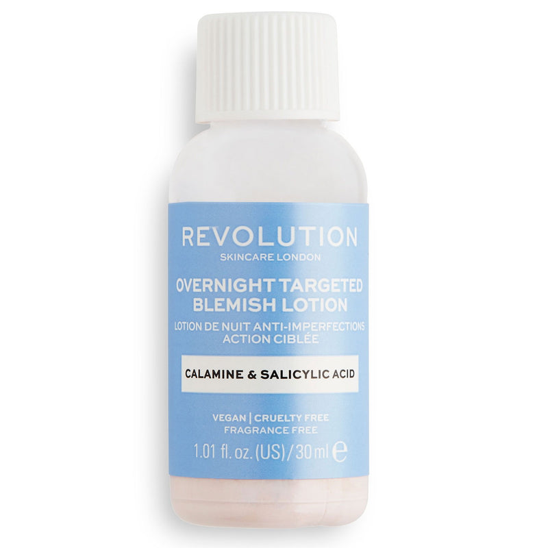 REVOLUTION SKINCARE Overnight Targeted Blemish Lotion