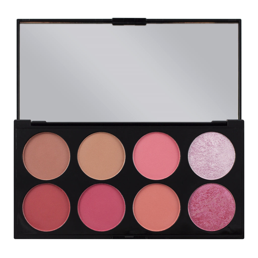 MAKEUP REVOLUTION Ultra Blush Palette - Sugar & Spice