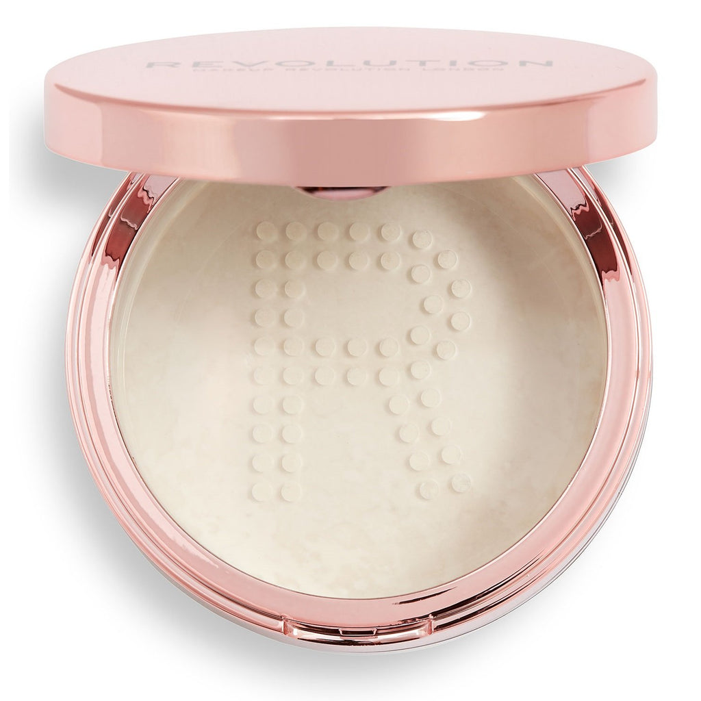 MAKEUP REVOLUTION Conceal & Fix Setting Powder - Translucent