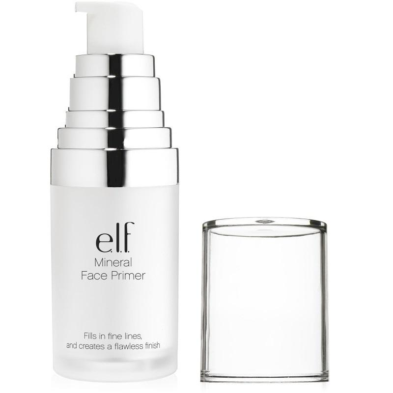ELF Mineral Infused Face Primer - Clear